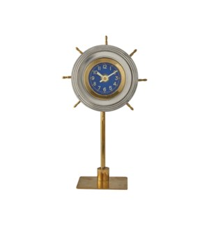 Skipper Table Clock