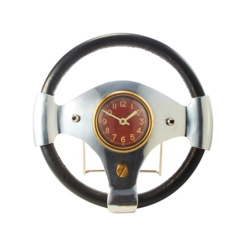 Speedster Table Clock