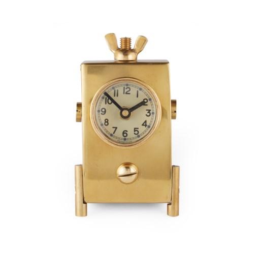 Wingnut Table Clock
