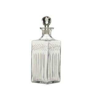 Bruges Glass Bottle