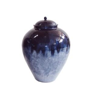 Stinson Vase Blue Small