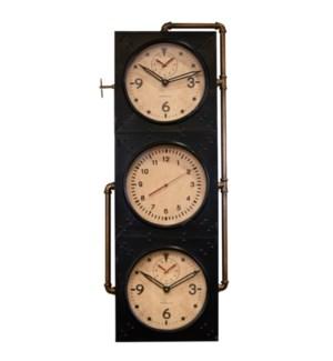 Air Station Wall Clock