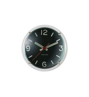 Atlas Wall Clock Aluminum