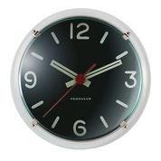 Atlas Wall Clock Aluminum