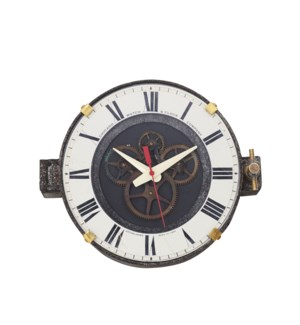 Chicago Factory Wall Clock