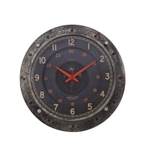 Control Room Wall Clock