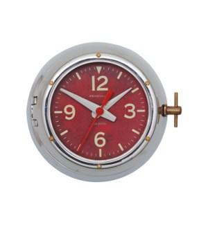 Deep Sea Wall Clock Aluminum
