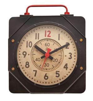 Engine Room Wall Clock Large