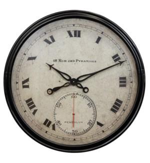 Exposition Wall Clock