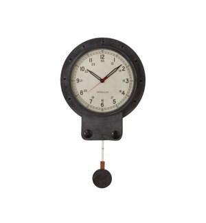Telemeter Wall Clock