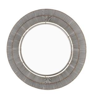 Point Richmond Mirror Nat Iron