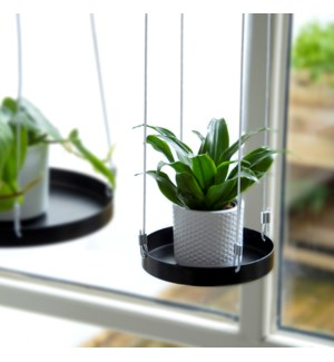 Plant tray hanging round S ass.