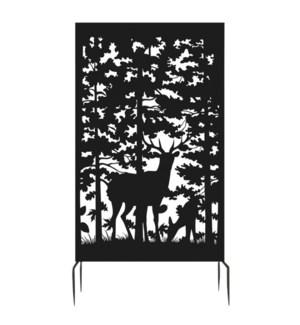Privacy screen deers