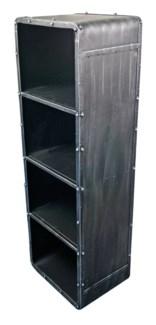 Industrial Shelf Unit - Tall 4 Shelfs. Screw Design. 15.7x11.81x39.4   LAST CHANCE 05.07.2018