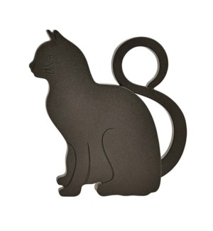 Doorwedge cat plastic