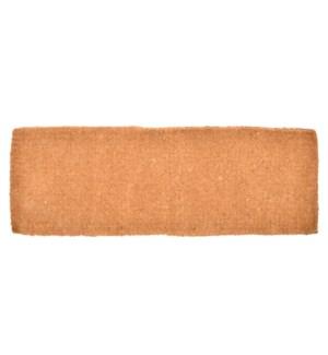 Doormat coir extra thick rect.