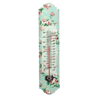 Rose print thermometer