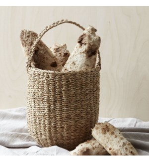 """""""Rope Basket, Seagrass"""""""
