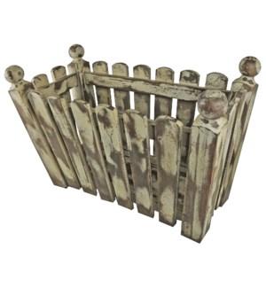 Picket Fence Planter Box