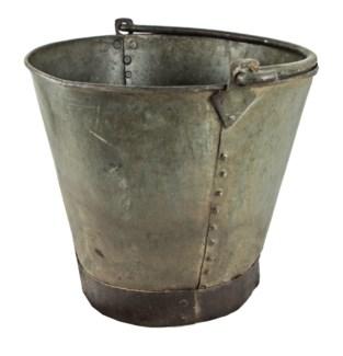 Antique Iron Bucket