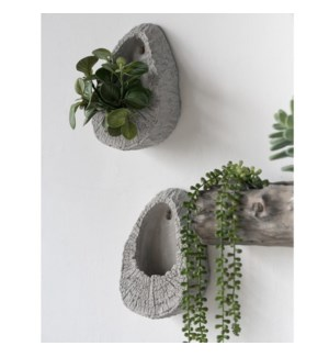 Hanging Planter, 100% Cement, 5.9x3x9.1  On Sale 25 percent off original price