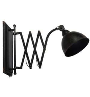 Oliver Extendable Wall Lamp