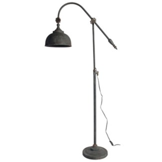 Justin Arris Adjustable-Arm Floor Lamp 21.5x10.5x66.inch (SE FALL 2016)