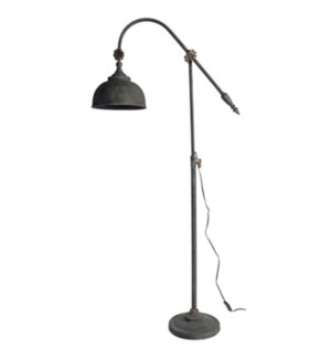 Adjustable-Arm Floor Lamp OS