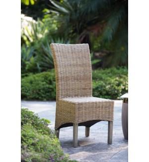 Algeria Chair, Frame:Mango,Weaving:Same As Chair Studio Croco, 18.9x24.4x40.6