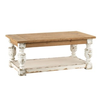 Alcott Coffee Table, 47x27.5x19.5 Inches