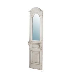 Mirror, 30% Mirror,70% Fir Wood, 18.1x5.1x71.7 , On Sale 25 percent Off Original Price