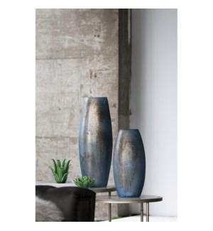 Vase, 100% Glass, 8.3x8.3x17.2 On sale 25 percent off original price