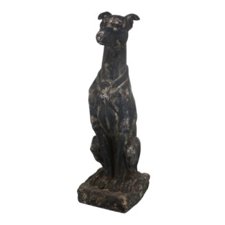 Standing Dog, Magnesia, 14x9.4x109.7 Inches