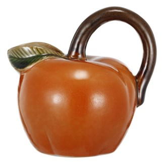 Tomato Water Pitcher, 6x5x6 Inches