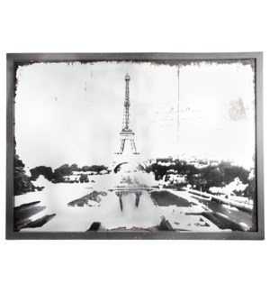 """La Tour Eiffel Mirror, 42x2x31 inches On sale 50% off"""