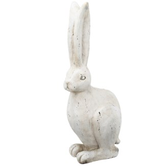 Rabbit Figurine7.87x5.12x18.5inches