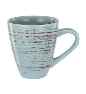 """""""Rustic Flare Mug, TRQ"""""""