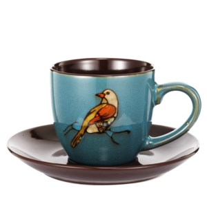 S/2 Cup&Saucer