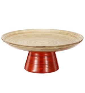 Tray, 100% Bamboo, 12x12x4.5