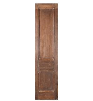 """""""Vintage Door Panel, Brn"""""""