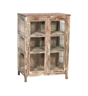 RM045773 WOODEN CABINET
