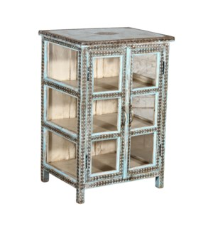 RS052826 WOODEN CABINET
