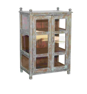 """RM-042115, Wooden cabinet"""