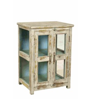 """RS-041375, Wooden cabinet"""