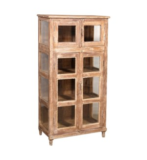 """RM-046002, Wooden cabinet"""