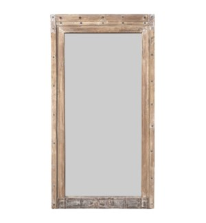 """RM-046848, Art. wooden frame with mirror"""