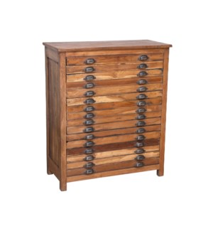 """RS-054095, Wooden cabinet"""