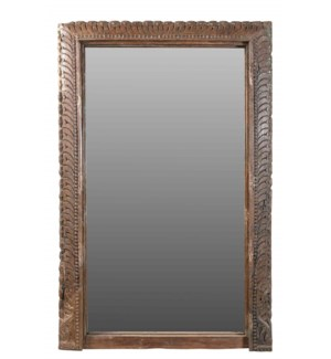 NB-002021 Art. Wooden Frame With Mirror