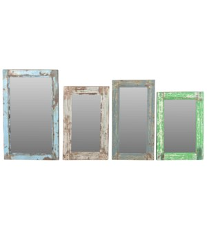 NB-002022 Art. Wooden Frame With Mirror