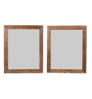 NB-002023 Art. Wooden Frame With Mirror